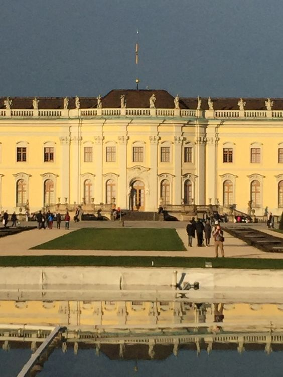 Solitude Palace (Schloss Solitude)