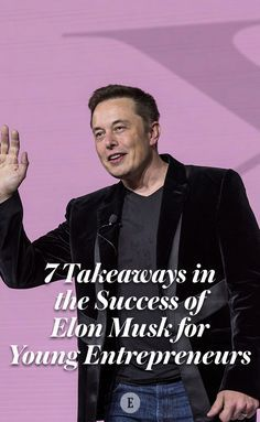 After several years and lots of hard work, Elon Musk finally found success.