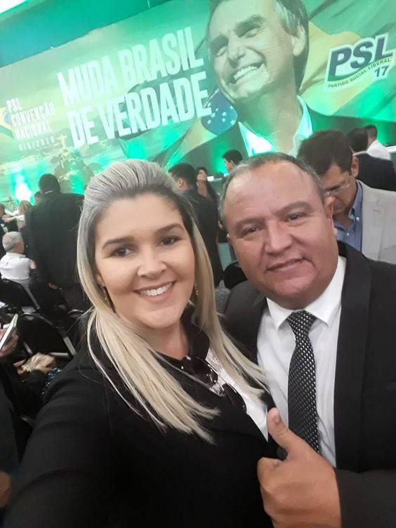 Visão Surubim: Bolsonaro é oficializado candidato do PSL à presid...