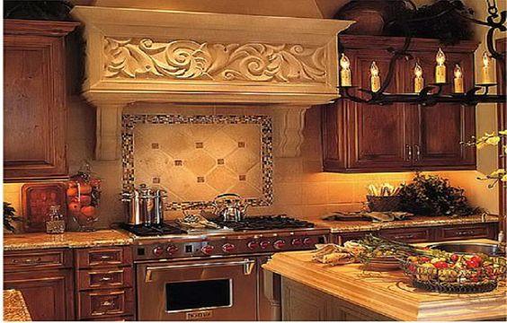 Kitchen backsplash tile traditional classic designs ideas for Kitchen design considerations