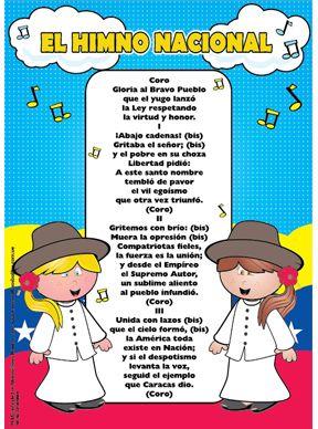 El Mundo De Los Maravillosos Bajitos Educacion Inicial Afiches Himno Nacional Education Snorlax Comics