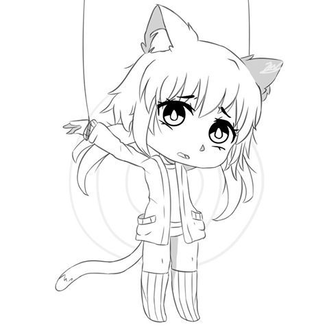 Hello Miss What A Lovely Afternoon Edit 3 Trick Or Treater So Coloring It Is Kinda Nice But It Takes Time Cute Coloring Pages Drawing Base Art Poses