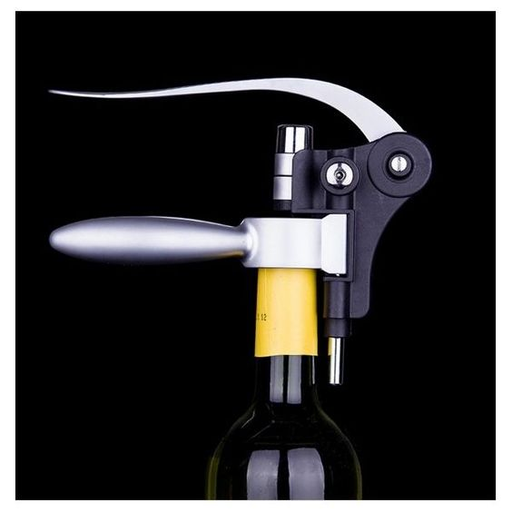 Screwpull wine opener, Corkscrew wine opener