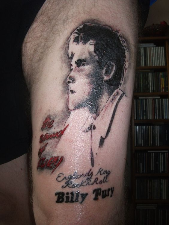 Billy Tattoo