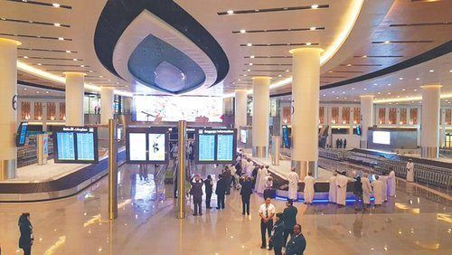 New Muscat International Airport To Offer Enhanced Passenger Experience Official International Airport Airport Passenger