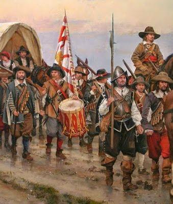 Tercios de España: ALZAR BANDERA