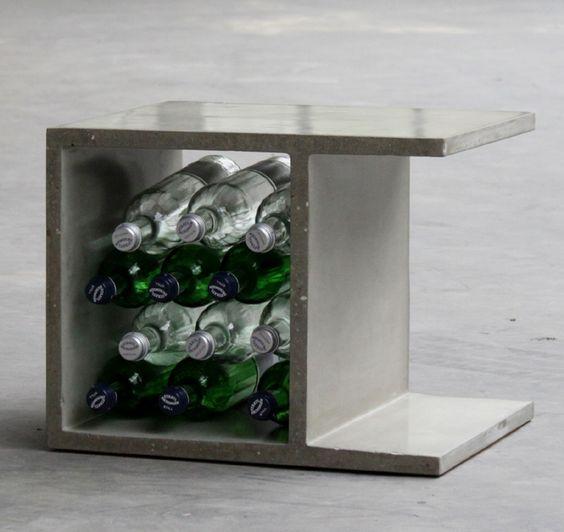 Popular Hocker Regal Beistelltisch Getr nke Getr nkehalter Beton Kreativ Inspiration Dreamhome Idealhome Modernhome Wohnzimmer Esszimmer Grey u