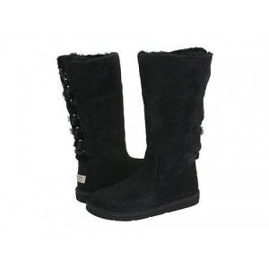 Cheap Ugg Roseberry Boots Black. Some less than $100 OMG! Holy cow, I am gonna love this site!
