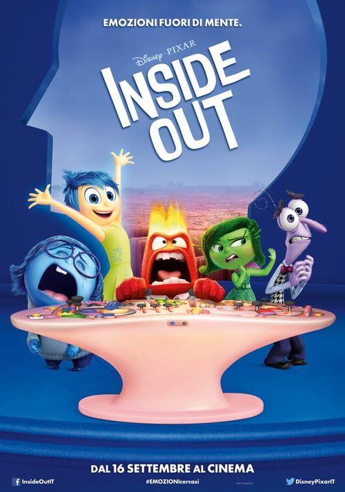 Inside Out 2015 Full Movie Hd Animation Studio Pixar Full Movies