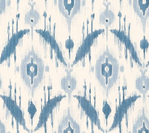 Island Ikat wallpaper by Thibaut