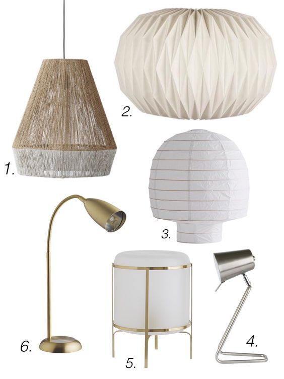 stylish affordable lighting ffion crilly