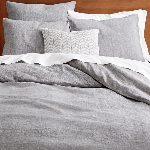 Organic Braided Matelasse Duvet Cover Shams Linen Duvet Duvet Covers Beige Bed Linen
