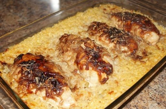 cooking for you: AMAZING FORGOTTEN CHICKEN