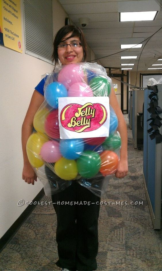 102 7 Rouge Fm Costume Facile D 39 Halloween En Sac De Jelly Belly Blogue Rouge Feed