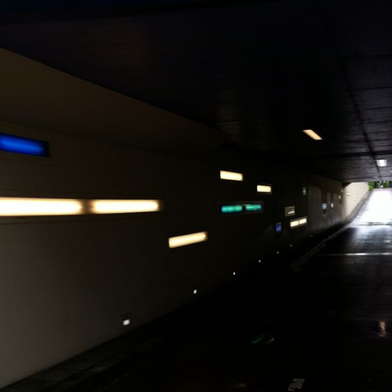 Tunnel to the future