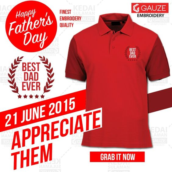 Exclusive for DAD. Grab it now till stock last! only MYR90  (including postage)