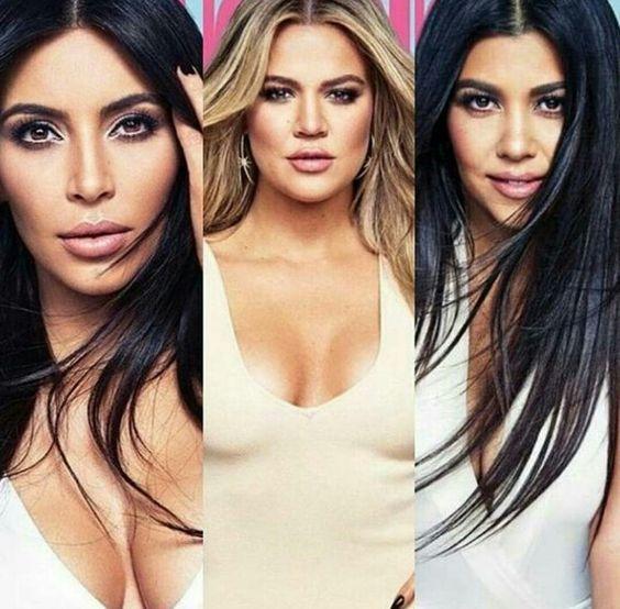 Kim, Khloé, Kourtney....