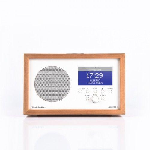 Radio-réveil Albergo