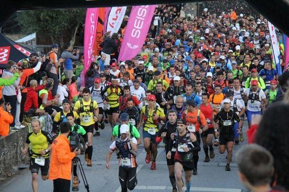 Grande Trail da Serra D'Arga promove o Alto Minho para a prática desportiva