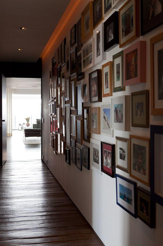 Casa de Valentina - Apartamento de luxo rodapé parede flutuante