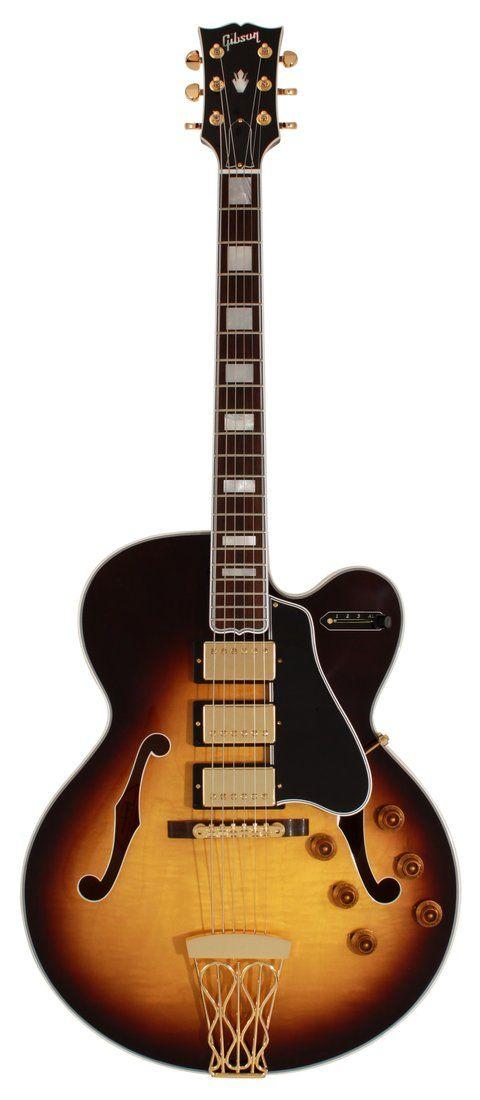 Gibson Custom Shop Electric Guitar ES-5 Switchmaster Vintage Sunburst | Rainbow Guitars