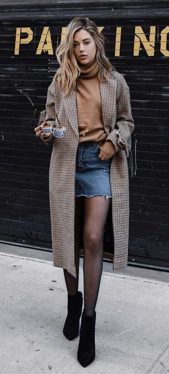 32 Charming Fall Street Style Outfits Inspiration to Make You Look Cool this Season #Fashion #Women Style #Women Style
