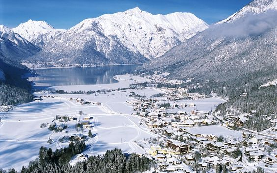 Maurach - Achensee, Austria