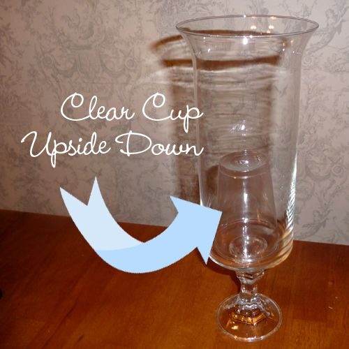 Save On Filling In Jars By Placing A Plastic Or Gl Cup Upside Down Events Pinterest Jar And