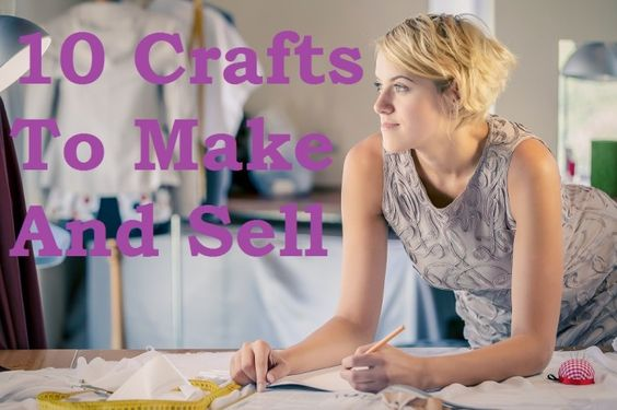Crafts art and arts and crafts on pinterest for Best things to make and sell from home