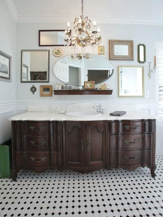 large old dresser turned into a vanity with a white vintage and shabby chic vanities for your bathroom how to make a dresser into a bathroom vanity