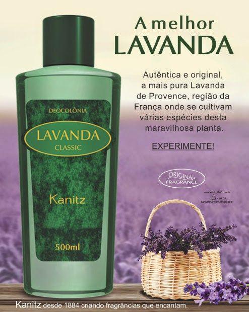 Olha meu cacheado!: Sorteio Lavanda Classic Kanitz