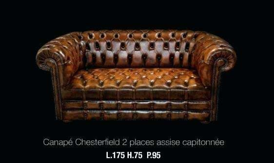 Canapes Chesterfield Chesterfield 2 Places Canape Chesterfield 2 Places Occasion Chesterfield 2 Plac Mobilier De Salon Chesterfield Canape Chesterfield