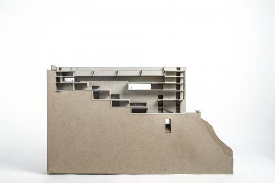 "Gaban Büllingen ""Sardinia. The Territory of Two Places 1""   Architecture School, Vienna University of Technology - TU Wien - Austria   March 2013"