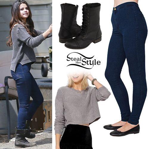 selena gomez steal her style | Selena Gomez horseback riding in Los Angeles, April 18th, 2014 - photo ...