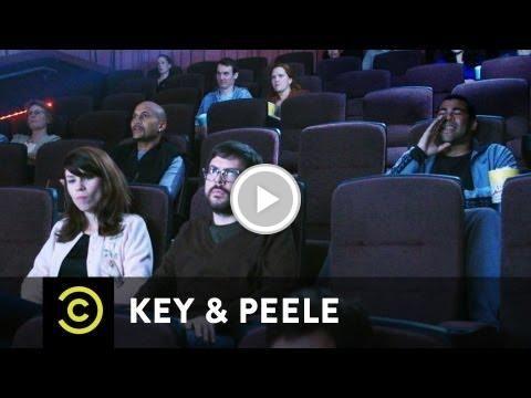 Free Video - Key & Peele - Movie Hecklers