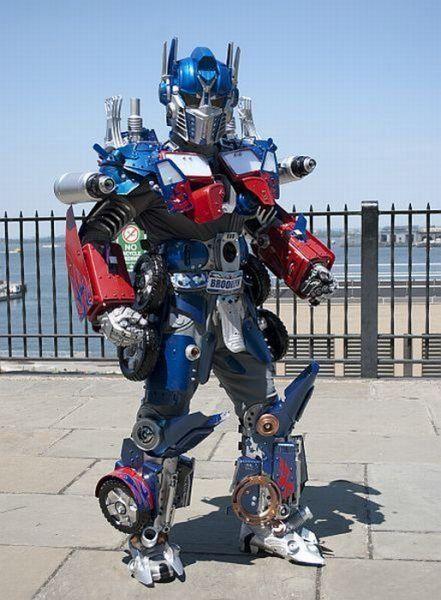 Transformers in Brooklyn - Wall to Watch