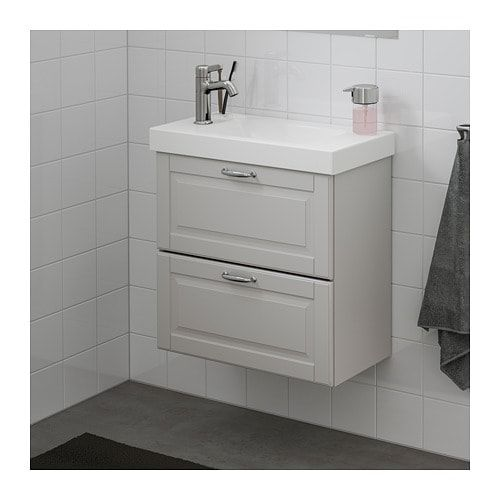 Ikea Us Furniture And Home Furnishings Ikea Godmorgon Bathroom Vanity Bathroom Red