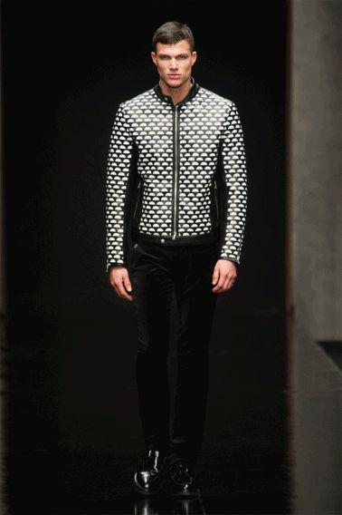 John RichmondFall/Winter 2014 |Milan Fashion Week #GIF
