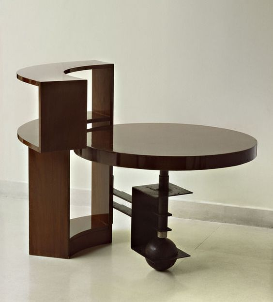 Pierre Chareau, Bookshelf table (circa 1928) Furniture