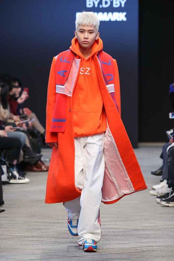 BY.D'BY Fall-Winter 2018 - Seoul Fashion Week