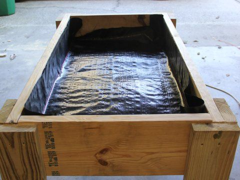 Raised Bed: Easy To Build For Beginners   Grow Make Give | Gardening For  Beginners | Pinterest | Raised Bed, Raising And Easy