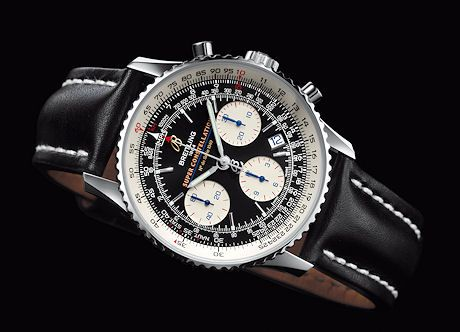 Breitling Launches Navitimer Super Constellation Limited Edition
