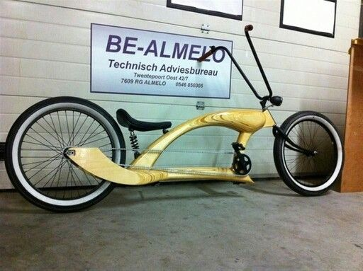 Wooden Stretch My Beach Cruiser Bike And A Few Other S I Like