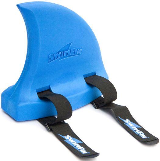 Schwimmhilfe Haifischflosse