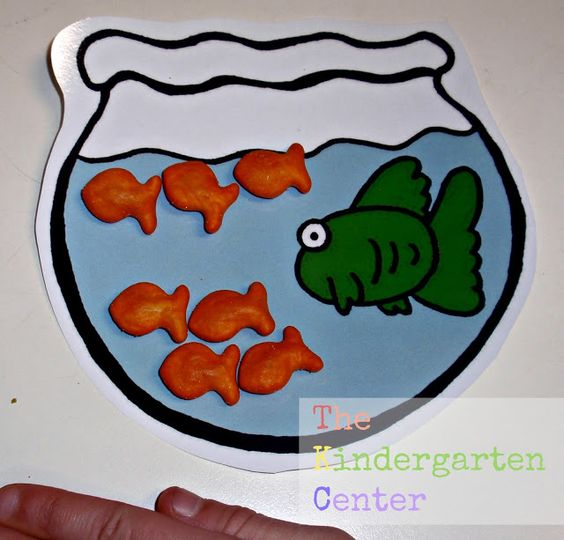Fish Bowl Printables Free Great To Use For Math