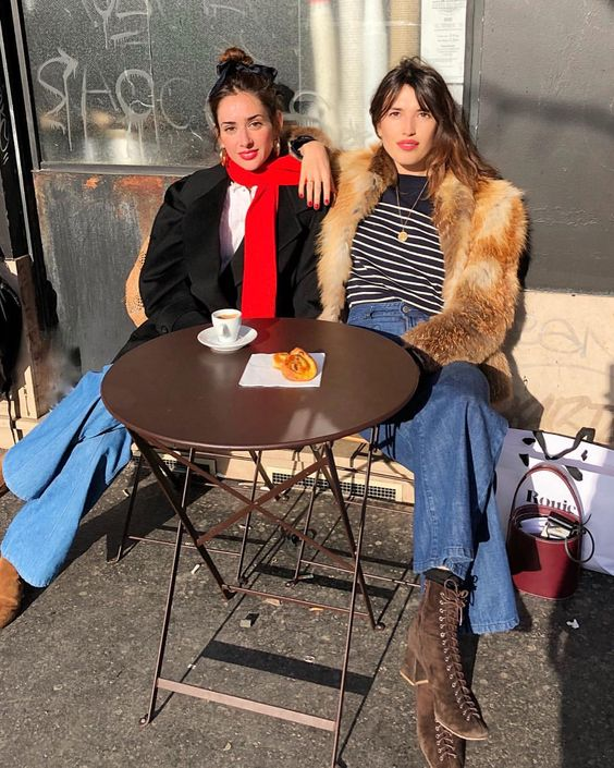 "25.3k Likes, 142 Comments - Jeanne (@jeannedamas) on Instagram: ""Monday.... not at work yet 🌞🌞#doubletrouble"""