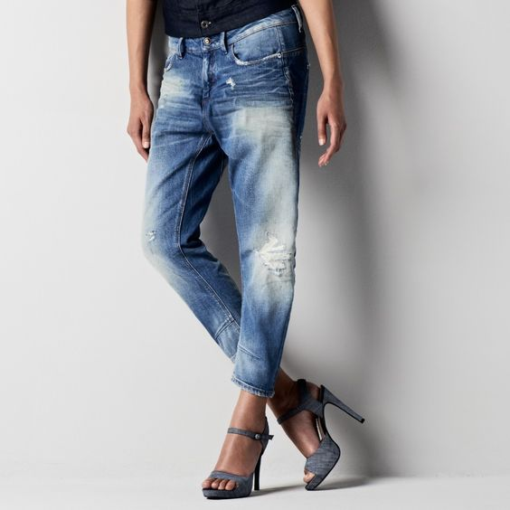 Type c 3d loose tapered-Women-Jeans-G-Star