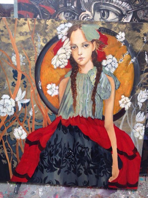 Mónica Fernández  Mexican Artist