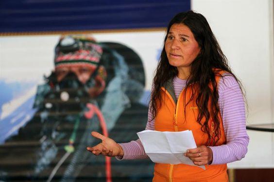 """Mujeres andinistas y alpinistas vivieron experiencia """"histórica"""" en Bolivia…"""