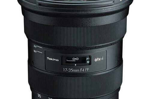 Tokina Atx I 17 35mm F4 Ff Wide Angle Lens For Nikon F And Canon Ef Pre Order Specs And More Technology News Reviews And Buying Guides Canon Lens Canon Camera Tips Atx